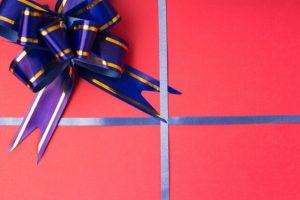 プレゼント包装