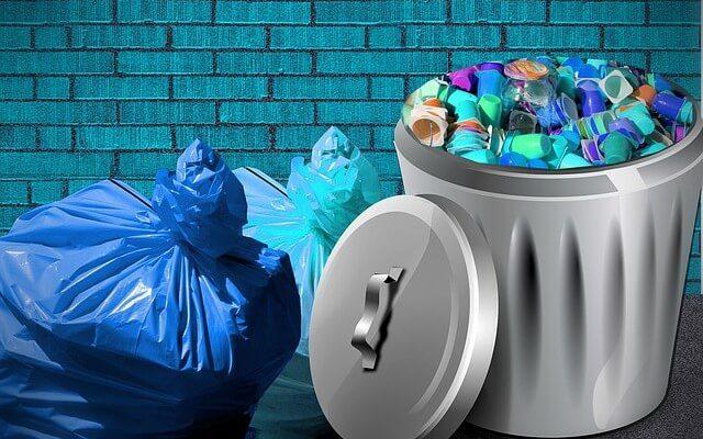 ゴミ箱とゴミ袋