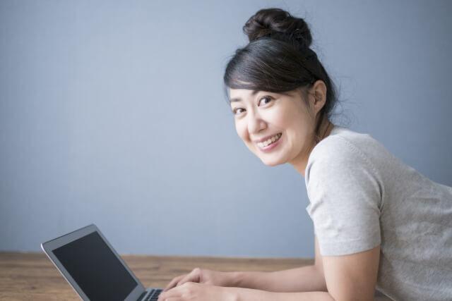 パソコンビジネス女性