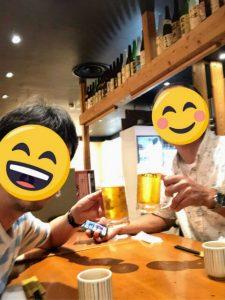 京都で昼飲み