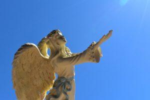 青空と天使