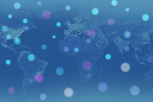 コロナウイルスと世界