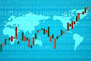 世界株価上昇