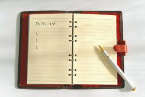 やることリスト手帳